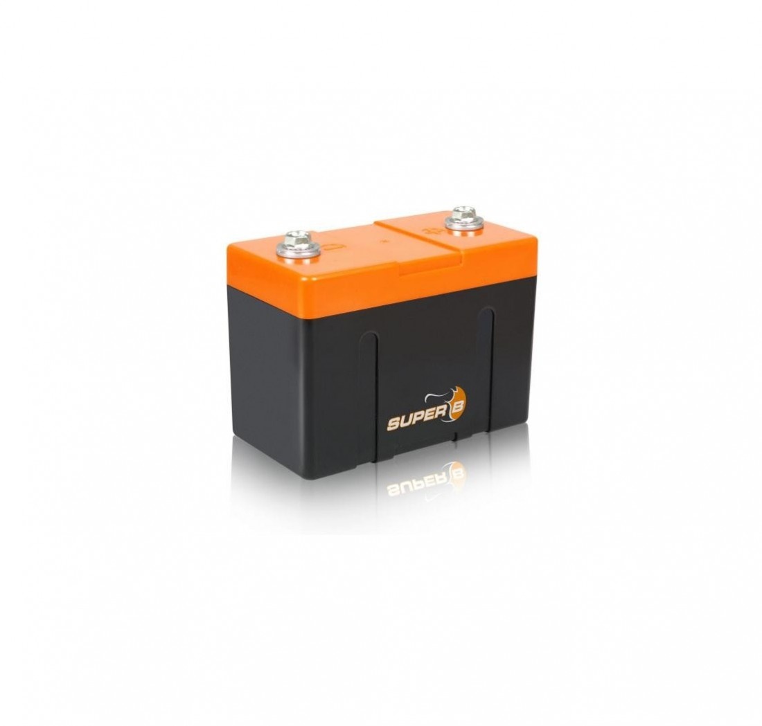 SUPER B SB12V5200P-BC Lithium battery
