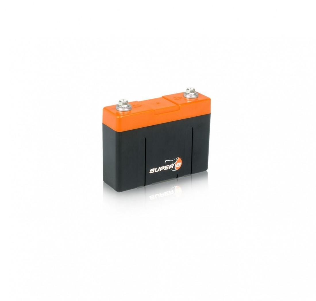 SUPER B SB12V2600P-AC Lithium battery