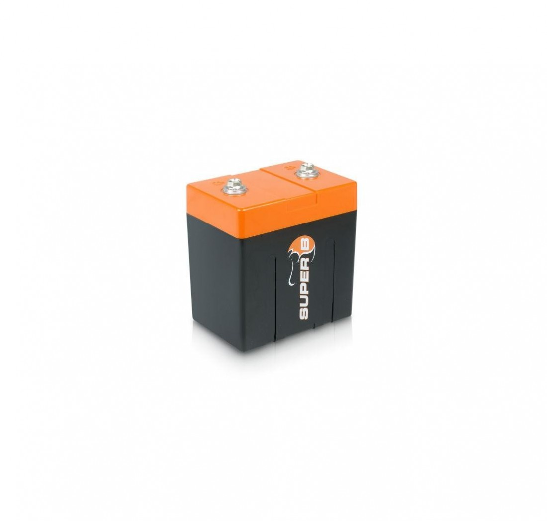 SUPER B SB12V10P-DC Lithium battery