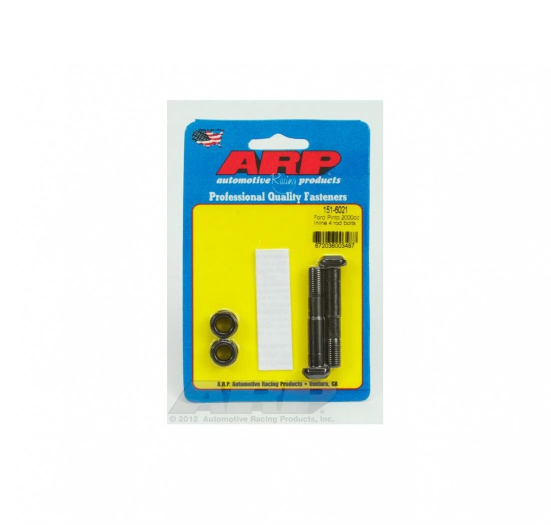 Pack of 2 ARP 107-6021 Connecting Rod Bolt Kit