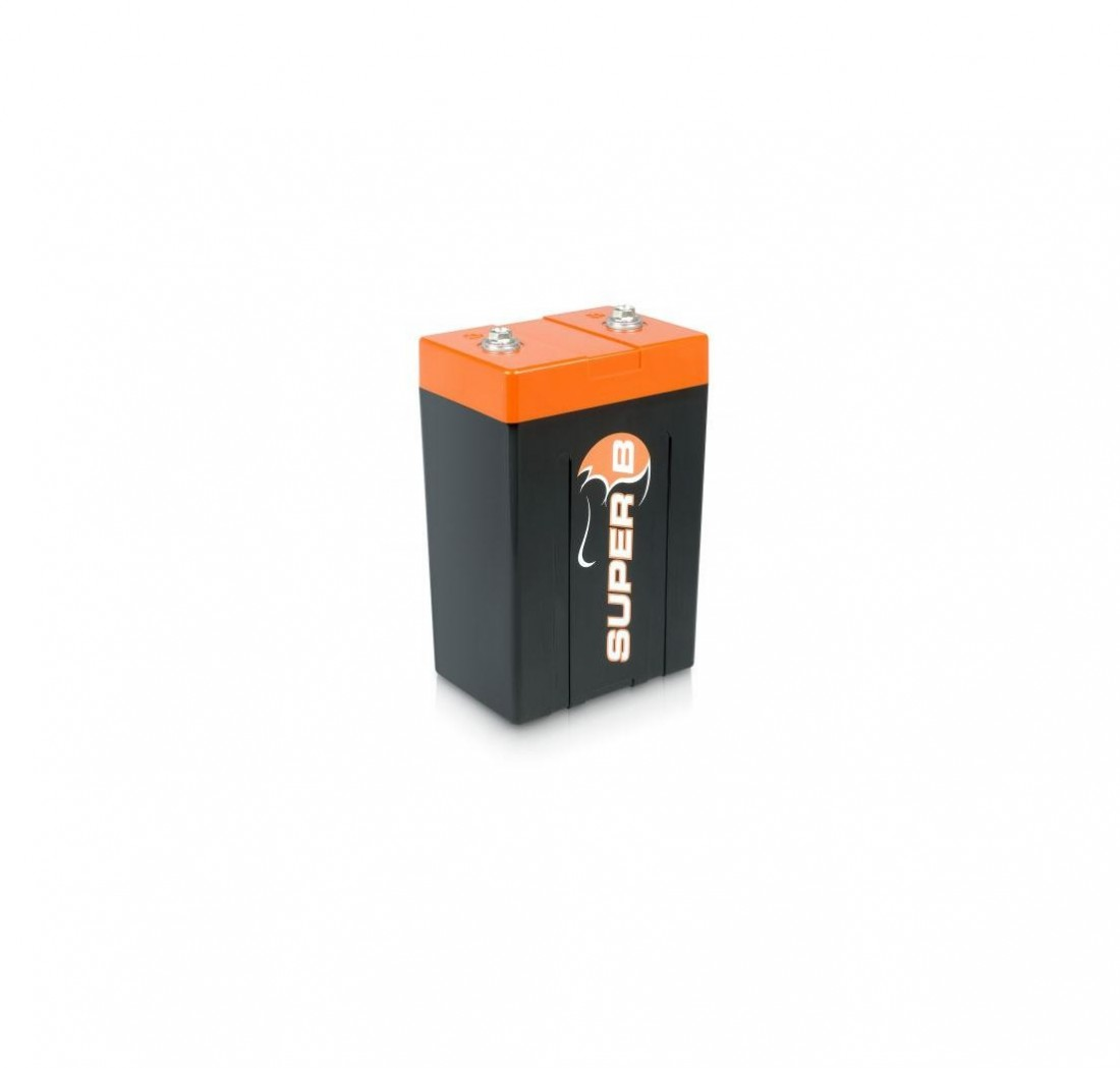 Batteria al litio SUPER B SB12V15P-EC