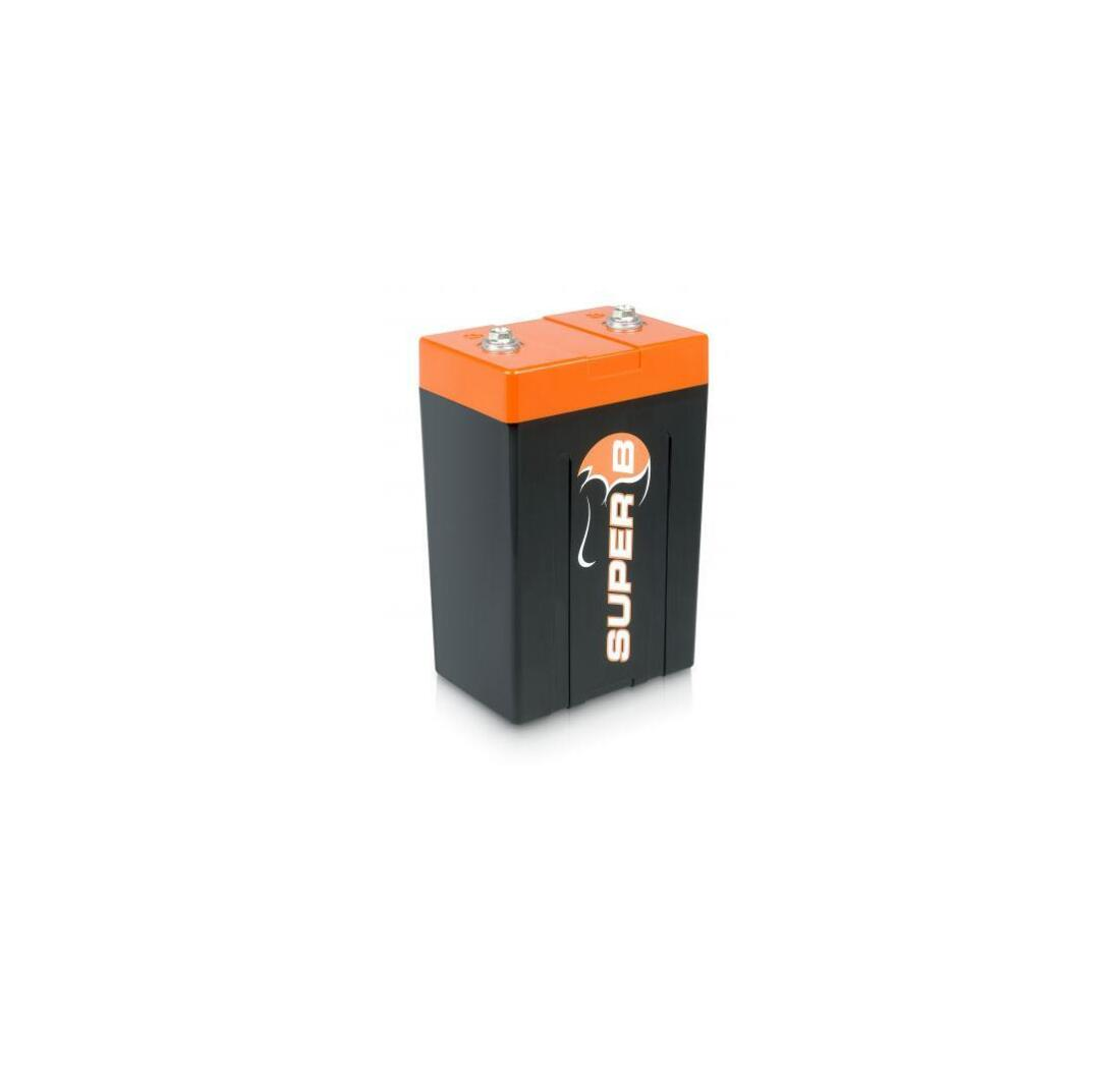SUPER B ANDRENA 12V15AH Lithium battery