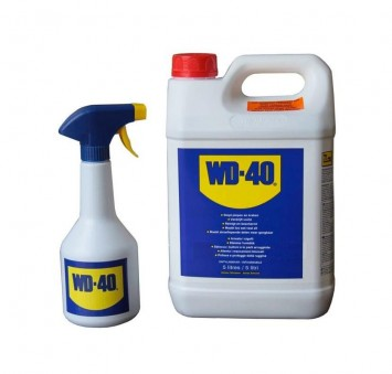 Multipurpose lubricants WD40