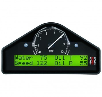 Analog Dash Display - Instruments-gauges - Instruments - Gieffe Racing