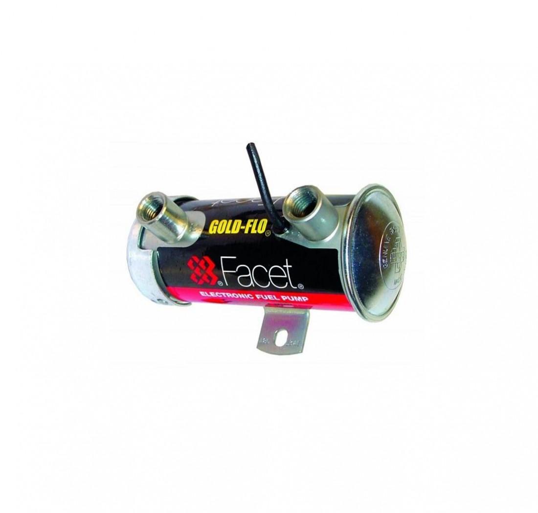 AN JIC -8 8 Facet Works Red Top Fuel Pump Ideal for Swirl Pot Lift Pump