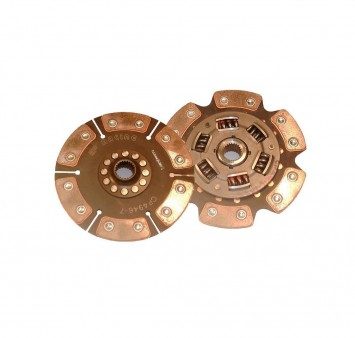 Cerametallic Riveted Plates AP Racing - Clutch plates - Clutches - Gieffe Racing