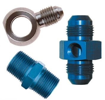 Adaptors - Hoses & Fittings - Gieffe Racing