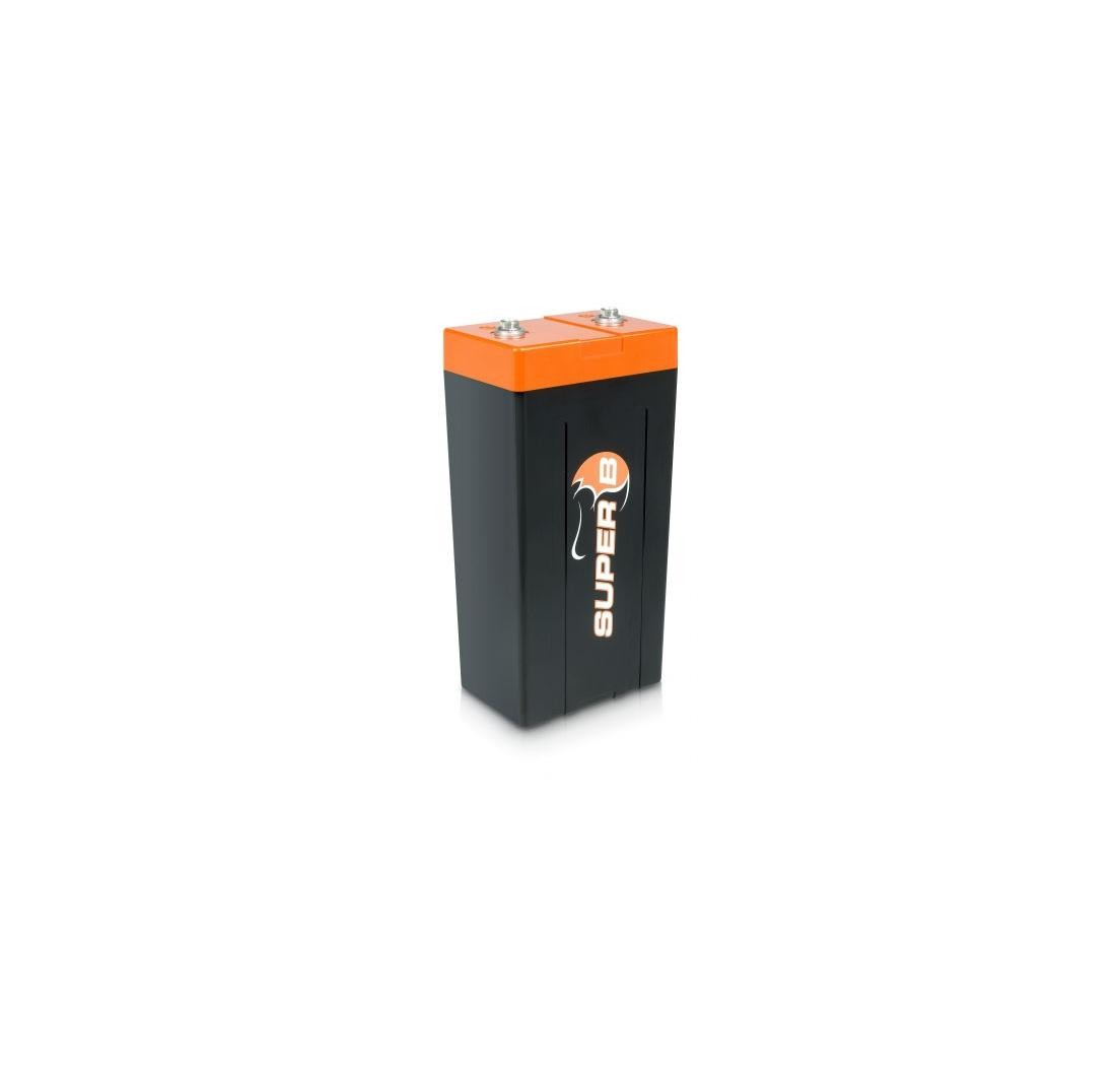 SUPER B SB12V20P-FC Lithium battery