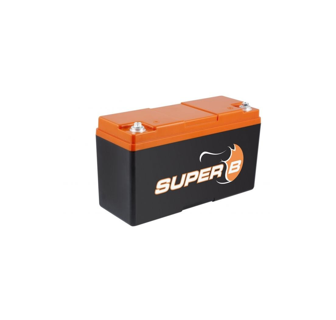 SUPER B SB12V25P-SC Lithium battery